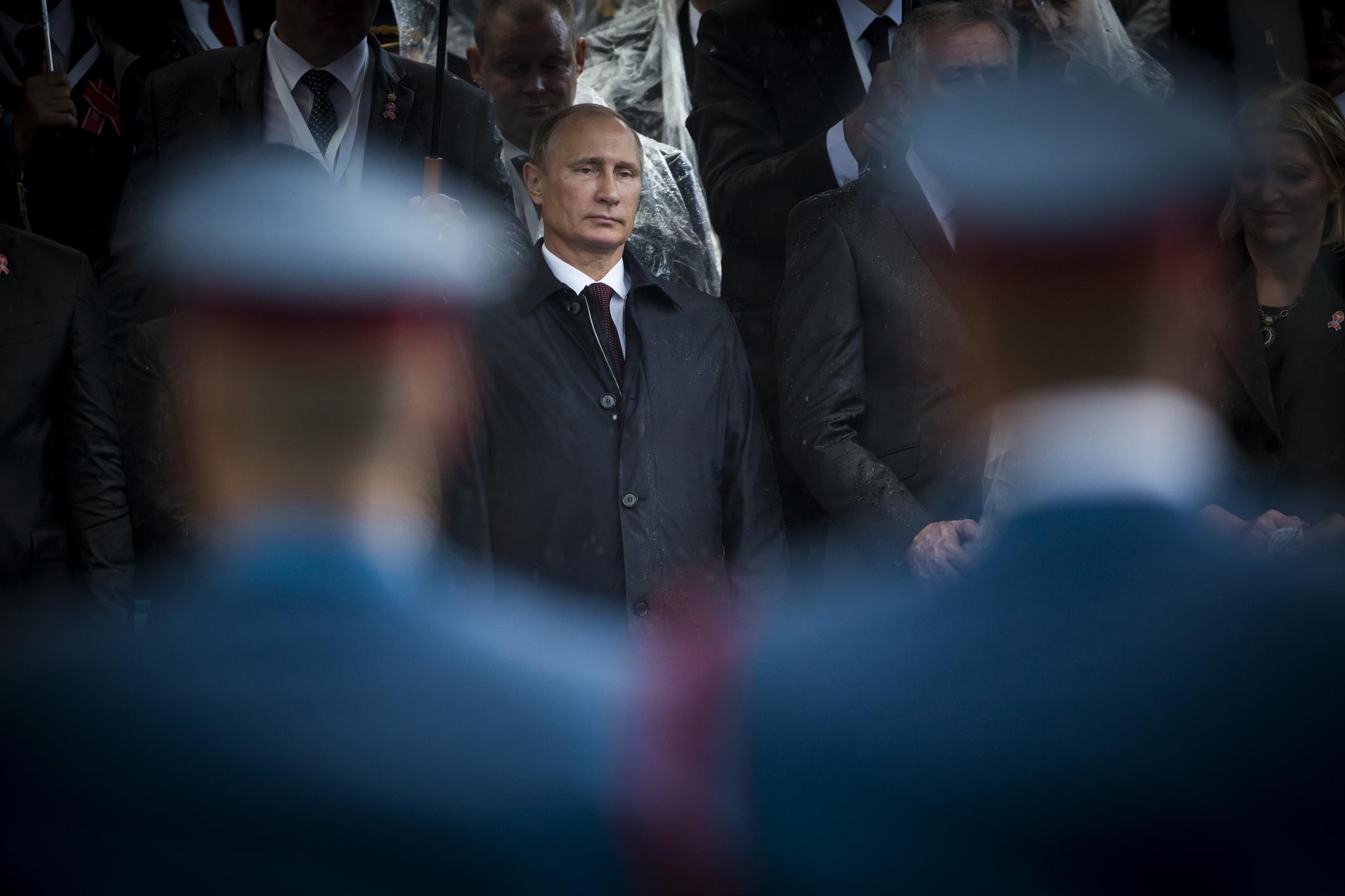 Russland vil ikke gå i krig mot Ukraina