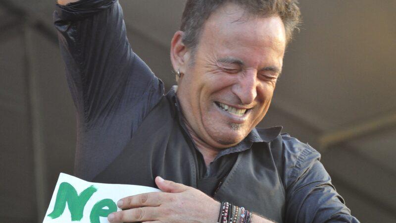 Bruce Springsteen fyllekjørte