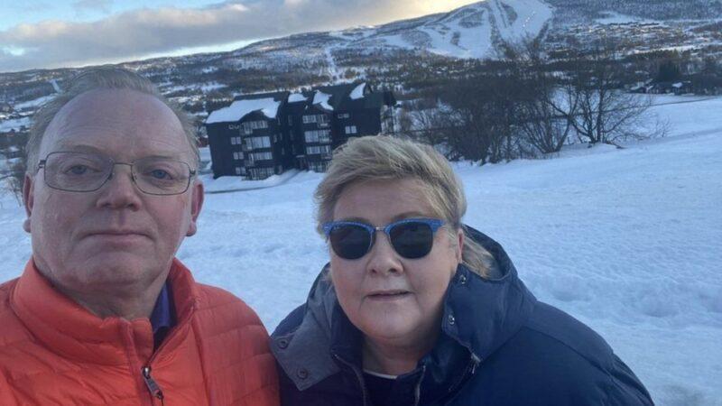 Erna Solberg godtar boten