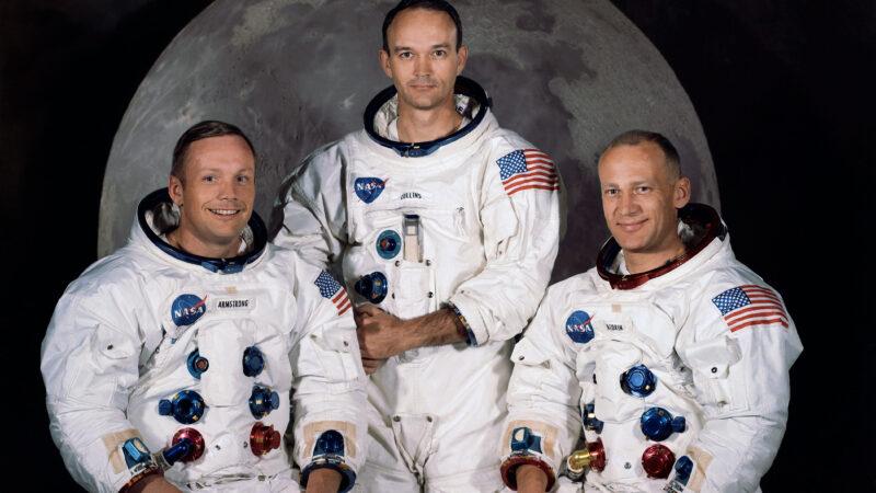Astronauten Michael Collins er død