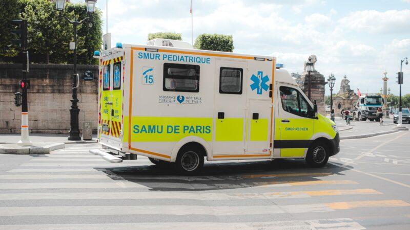 Kvinne påtent og drept ryster Frankrike