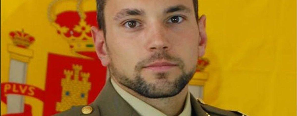 Sersjant Rafael Martinez ble bare 34 år gammel. Foto: Spanias Forsvarsdepartementet