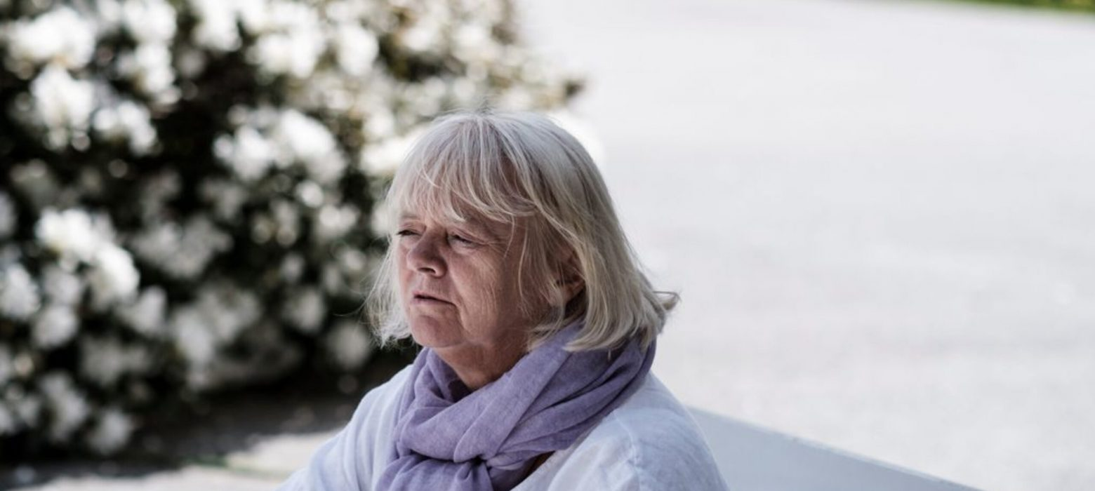 FO-leder Mimmi Kvisvik mener angrepet i Bergen er tragisk (Foto: Hanna Skotheim/Fontene)