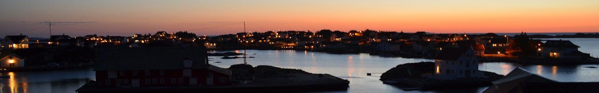En sein kveld på Karmøy i Rogaland Foto: Jarak / Pixabay